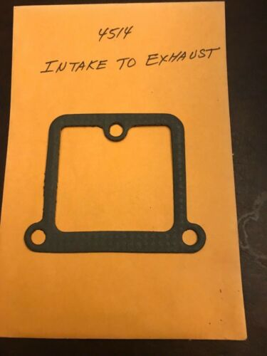 New 1962-1967 Chevrolet 153-194-230-250-292 Intake to Exhaust Manifold Gasket