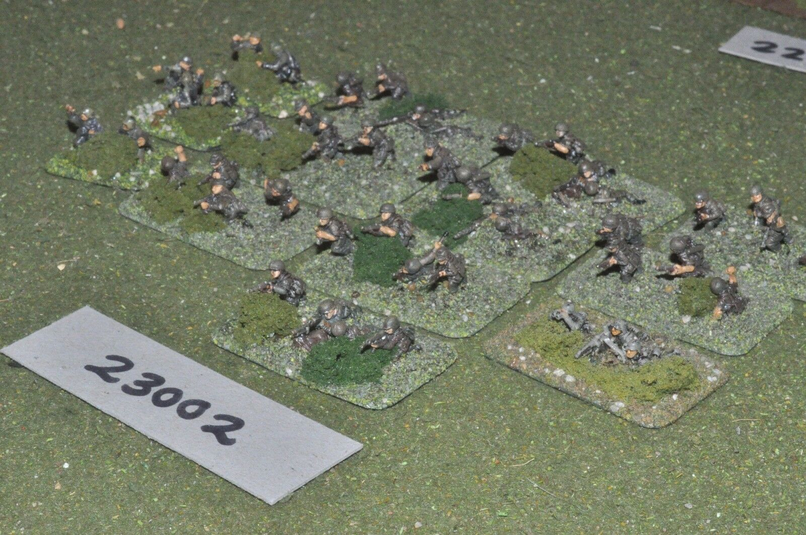 15mm WW2   german - battle group 46 figures - inf (23002)