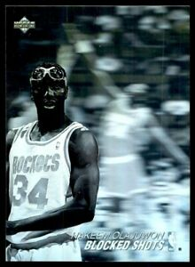1991-92 Upper Deck Award Winner Holograms #AW8 Hakeem Olajuwon *250
