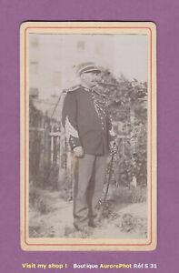 CDV-MILITAIRE-OFFICIER-DE-GENDARMERIE-VERS-1900-S31