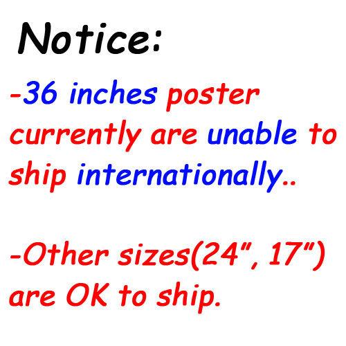 "Naruto Sasuke Anime Movie 36/"" x 24/"" Large Wall Poster Print Fan Art Decor"