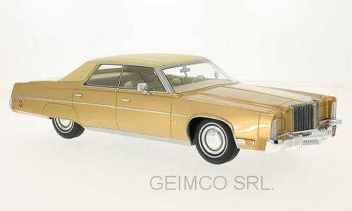 Chrysler kejserlig Le Baron 1975 BoS modellllerler 1 18 BOS141 modellllerlerl
