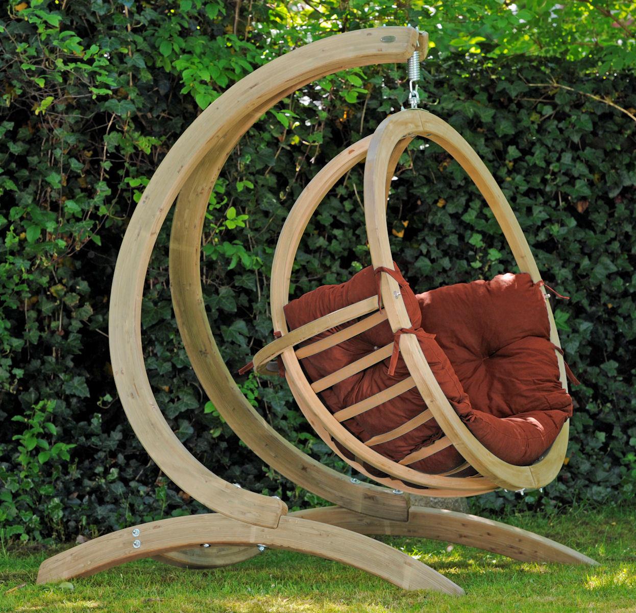 Amazonas Globo Chair Hängekugel Hängesessel Kugel Kugelgestell Hängesitz Auswahl Auswahl Auswahl 0a6244
