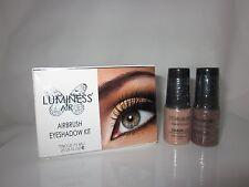 "New Luminess/Stream Air Airbrush Eyeshadow kit ""Natural "" ES27 & ES42 Free ship"