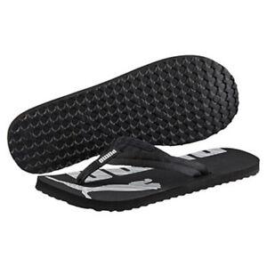 PUMA Epic Flip V2 - Black-white Gr. 8