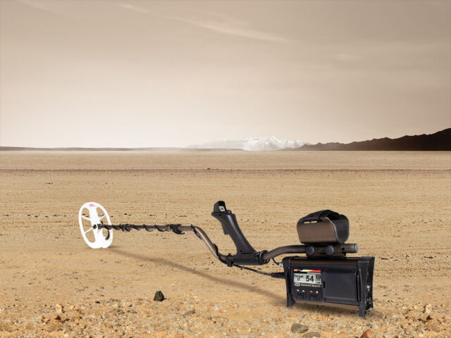 Nokta Fors Gold PLUS Metal Detector