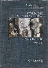 STORIA DEL MONDO MODERNO 12 volumi COMPLETO 1967 1982 Garzanti Cambridge