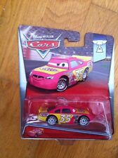VOITURE DISNEY PIXAR CARS KEVIN RACINGTIRE SHIFTY DRUG ROSE