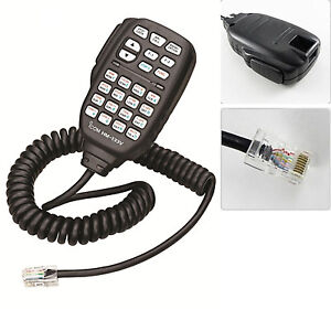 HM133V-DTMF-Mic-Microphone-Icom-mobile-radios-V8000-and-IC-2200H-ID800H-ID880H