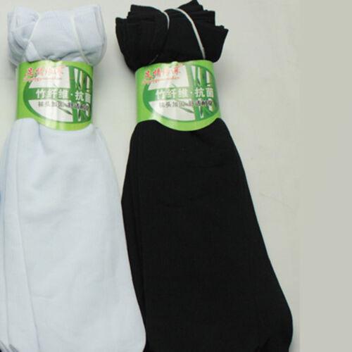 10X Männer Faser Ultra-dünne elastische seidige kurze Seide Strümpfe Socken NP2