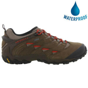 Merrell Chameleon Cham 7 GTX Mens Waterproof Walking Trainers Shoes 8-14