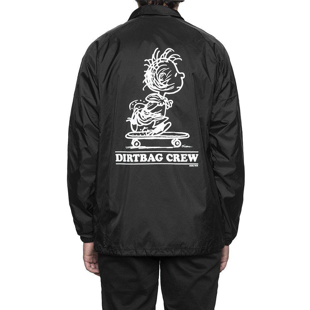 de6c0c7b5 Huf x pigpen coach jacket jacket jacket Noir   Digne bd419d ...