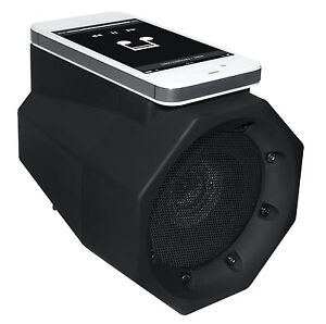 boomtouch wireless touch portable speaker boom box as seen on tv bluetooth ebay. Black Bedroom Furniture Sets. Home Design Ideas