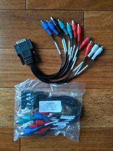88010117 000 Amphenol Blackmagic Design Intensity Pro Pcie Breakout Cable Svid Ebay