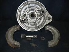 Honda XL350 Rear Wheel Brake Hub Plate 1975 MT250 XL250