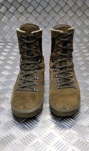 Boots Army Desert Leg Liability Issue Hi Genuine Brown Desert Combat Meindl PwqzH