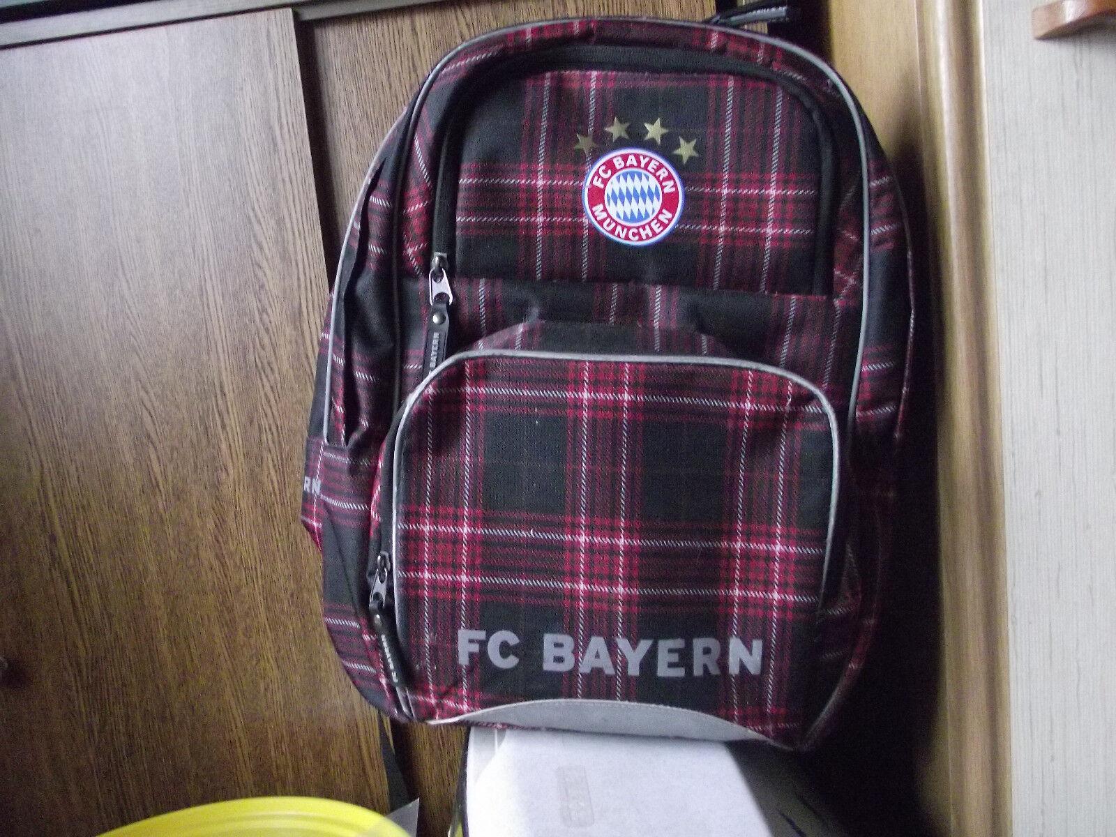 Schulranzen Bayern München   Up-to-date-styling        Verkauf    Hohe Sicherheit  c31940