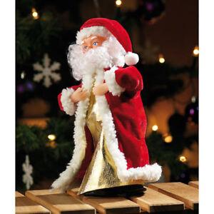 weihnachtsmann santa singend dekoweihnachtsmann weihnachts. Black Bedroom Furniture Sets. Home Design Ideas