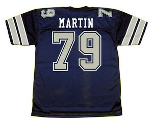 online retailer 546b0 4255c Details about HARVEY MARTIN Dallas Cowboys 1981 Throwback NFL Football  Jersey
