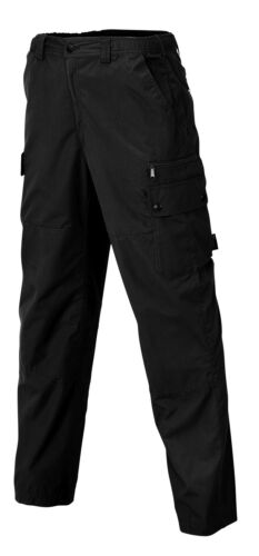 Outdoorhose Pinewood Wildmark Winter schwarz gefüttert Finnveden