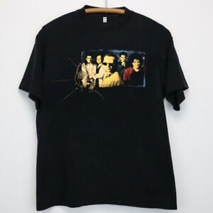 Vintage-THE-CURE-WISH-Tour-1992-T-Shirt-VTG-90s-Black-Tee-The-Smiths