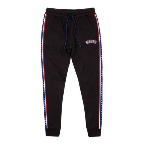 MITCHELL /& NESS TAPED FLEECE JOGGINGHOSE SIXERS