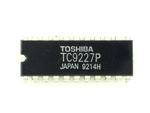 TC 9227 P,TC9227,HIGH SPEED PLL J22 1x IC TOSHIBA TC9227P JAPAN 9214H