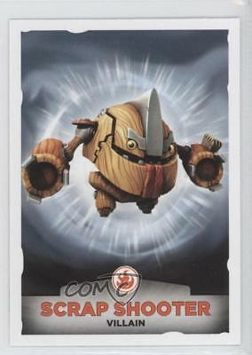 Trading Card Singles Non-sport Trading Cards Motivated 2014 Topps Skylanders Giants #71 Scrap Shooter Non-sports Card 0t5