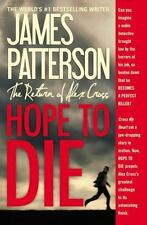 Hope to Die (Alex Cross) - Acceptable - Patterson, James - Paperback