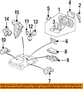 Acura Honda Oem 9295 Civic On Apronelectricalmain Relay. Is Loading Acurahondaoem9295civiconapron. Wiring. 1995 Civic Side Marker Wiring Diagram At Scoala.co
