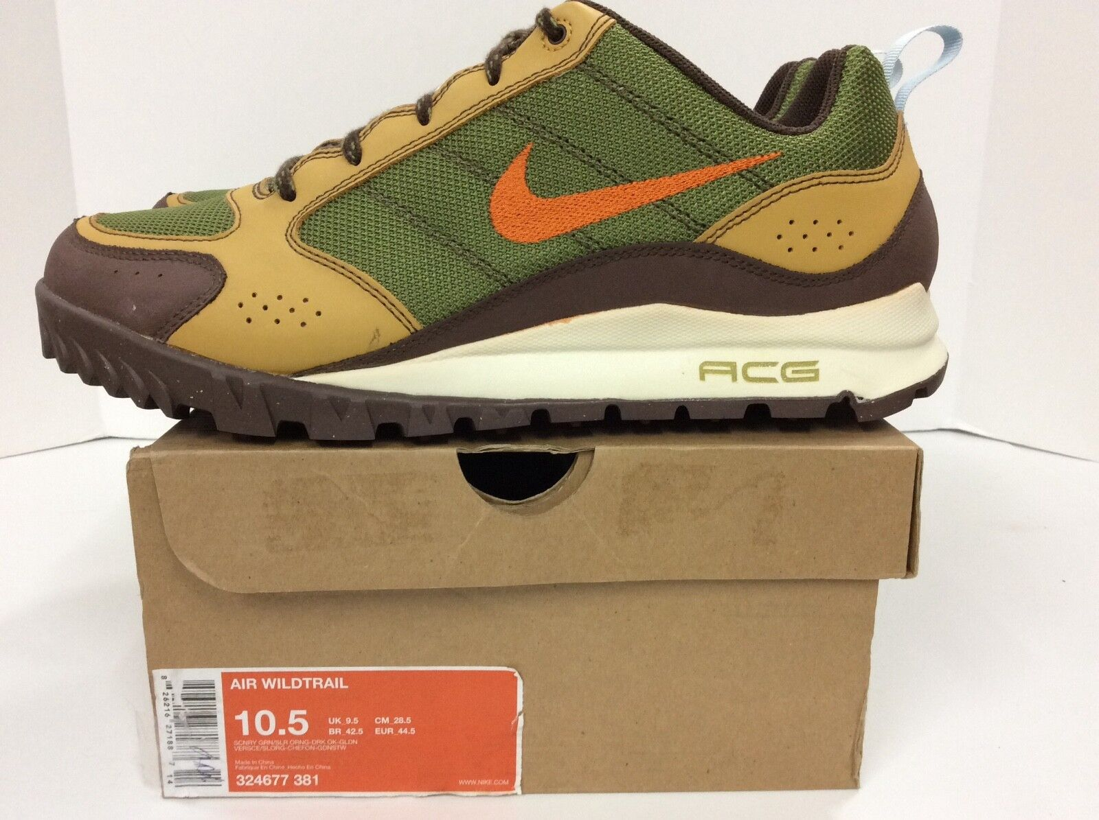 Nike Air Wildtrail Mens Size 10.5 Style