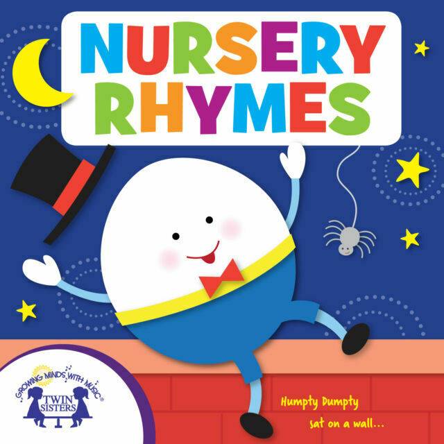 Nursery Rhymes Audio Cd 3 Discs Kids