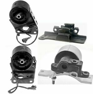4PC-MOTOR-amp-TRANS-MOUNT-FIT-2003-2007-NISSAN-MURANO-3-5L-AWD-FAST-FREE-SHIPPING