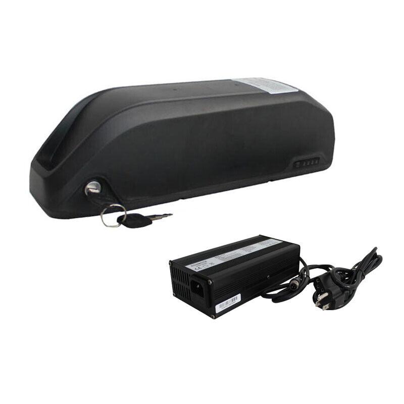 52V 17.5Ah 1500W E-Bike Panasonic Cell Polly marco caso Batería Li-Ion Batería