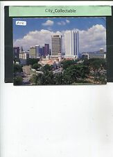 P113 # MALAYSIA USED PICTURE POST CARD * KUALA LUMPUR BUILDINGS