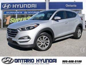 2017 Hyundai Tucson Carfax - One Owner, Low KM