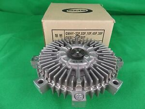 GMP-SSANGYONG-MUSSO-SUV-2-9L-DIESEL-NONE-TURBO-DIESEL-CLUTCH-VISCOUS-FAN-ASSY