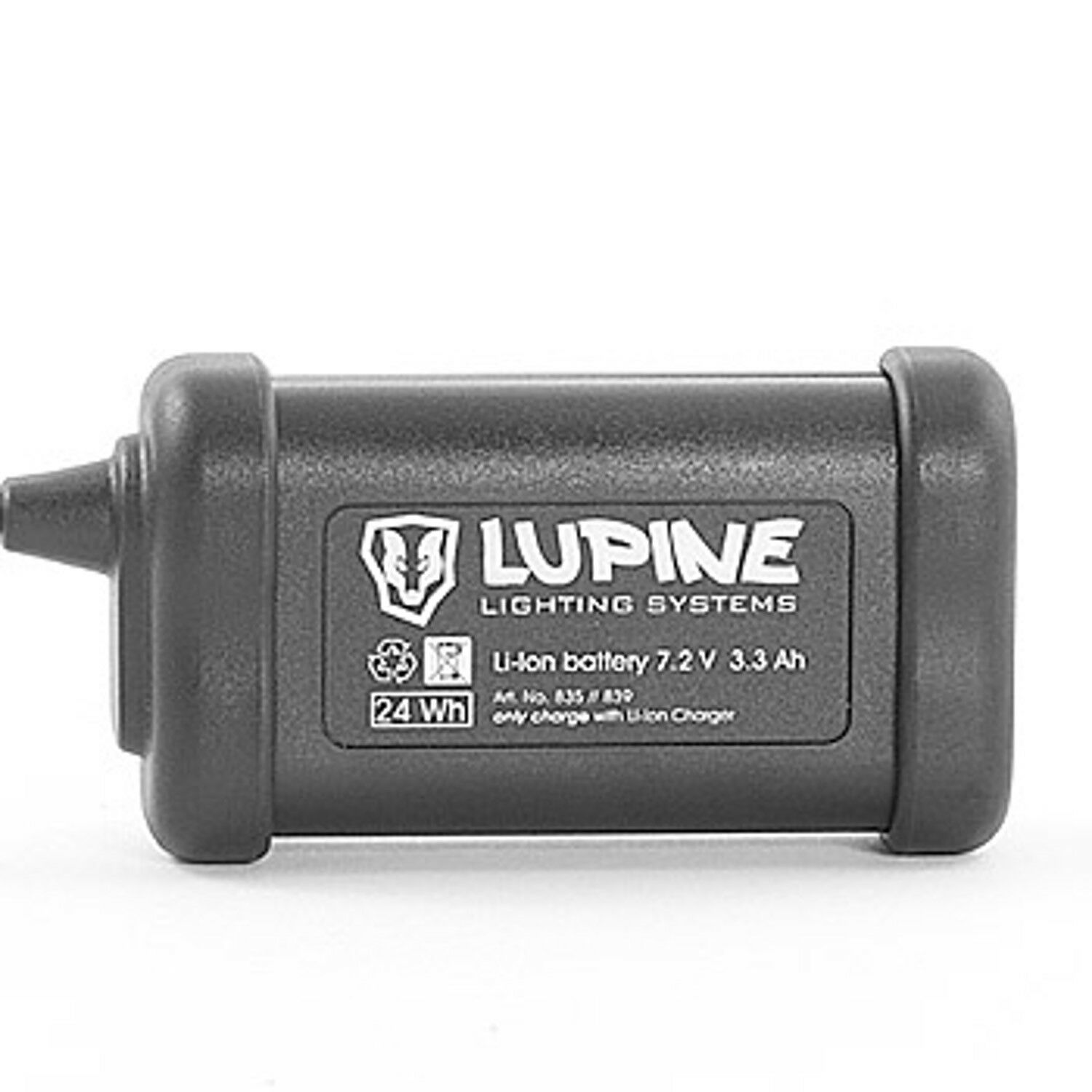 Lupine Lighting Systems 3.3 Ah HardCase Battery