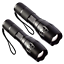 Super Bright Zoomable Tactical Handheld 1000 Lumen Single Mode Led Flashlight