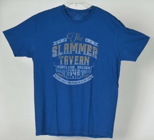 Bowery Station t-shirt dive bar t-shirt women/'s large vintage crewneck Apalachicola Florida t-shirt