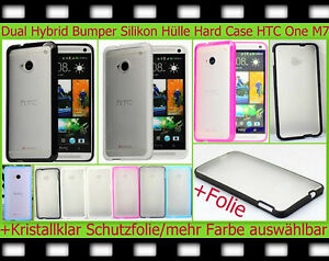 Hard-Case-Cover-Etui-Handy-hart-Schale-Hybrid-Tasche-Bumper-Schutz-Hulle-Folie