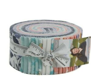 TWILIGHT-Jelly-Roll-Moda-Cotton-Fabric-quilting-One-Canoe-Two-36030JR-Ships-free
