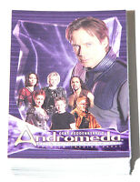 Inkworks 2001  Andromeda Reign Of The Commonwealth . Complete 90 Card Base Set
