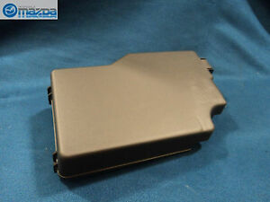 mazda new oem main fuse box cover image is loading mazda 3 2010 2011 new oem main fuse