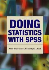 Doing Statistics With SPSS-ExLibrary