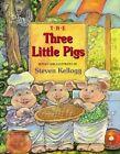 The Three Little Pigs by Steven Kellogg (Paperback / softback, 2002)