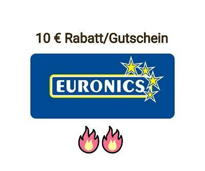 d4189f83c3c384 Euronics 10 € Online Gutschein Rabatt ( gültig bis 20.08.2019 ) * Blitzversand* | eBay