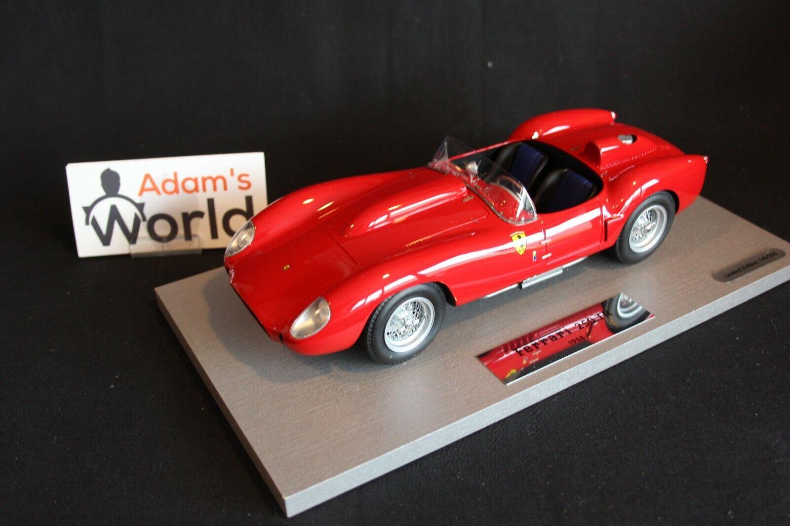 BBR Ferrari 250 TR strada Version 1 18 rosso (PJBB)