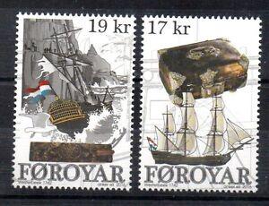 Timbres-fârôer-Westerbeek 1742-NAVIRES-Ships - 2016 --  afficher le titre dorigine - France - Postfrisch / Mint Mnh - France