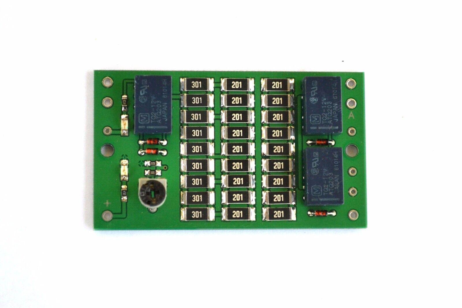 Attenuator / Transverter Interface Board 50 70 144 222 432 MHz HAMRADIO VHF  UHF